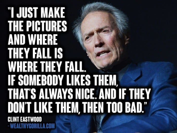 Clint Eastwood Quotes (2)