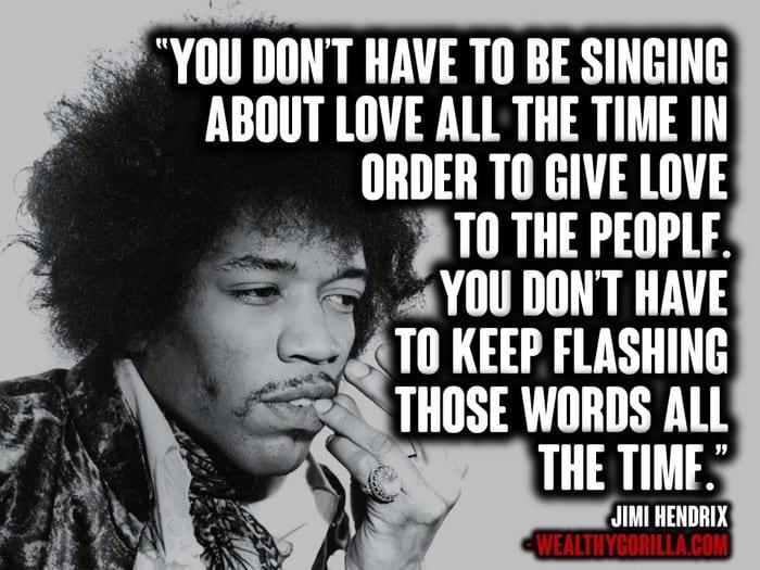 Jimi Hendrix Quotes (1)