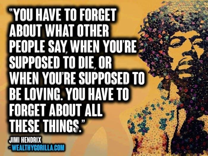 Jimi Hendrix Quotes (2)