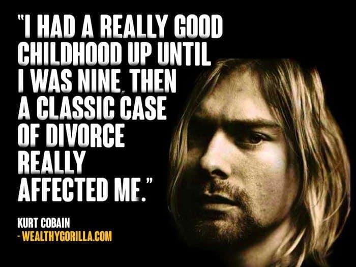 26 Kurt Cobain Quotes About Life, Depression & Love ...