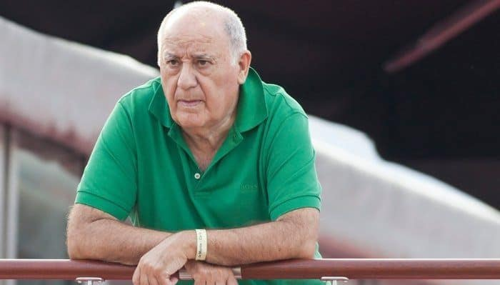 Richest People - Amancio Ortega
