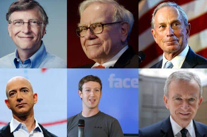 The Top 20 Richest People in the World 2017 | Wealthy Gorilla