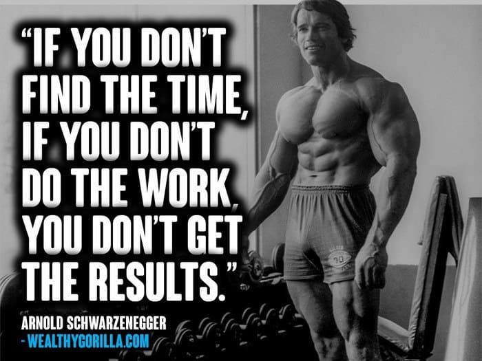 Arnold Schwarzenegger Quotes Awesome 48 Greatest Arnold Schwarzenegger Quotes To Remember