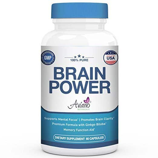 Best Brain Nootropic Supplements - Brain Power