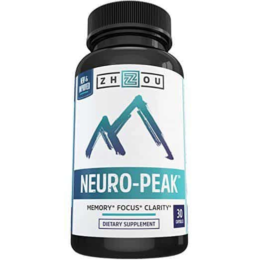 Best Brain Nootropic Supplements - Neuro-Peak