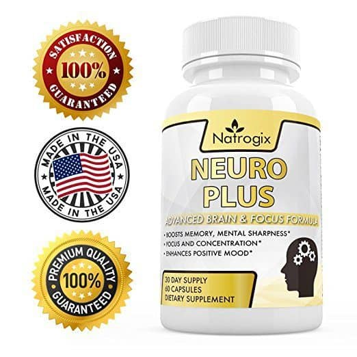 Best Brain Nootropic Supplements - Neuro Plus