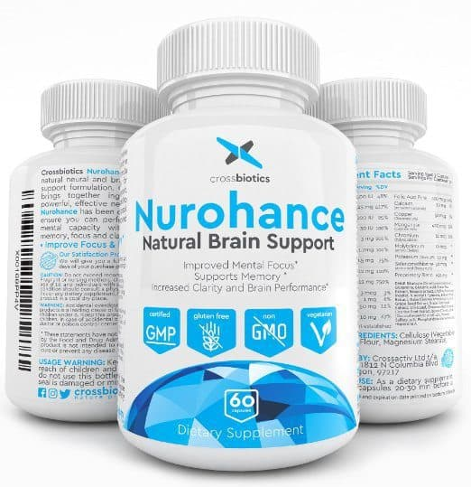 Best Brain Nootropic Supplements - Nurohance