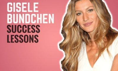 Gisele Bundchen Success Lessons