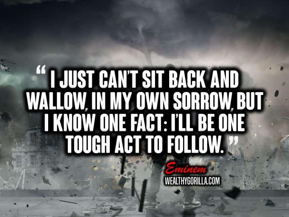 Motivational Eminem Picture Quote (1)