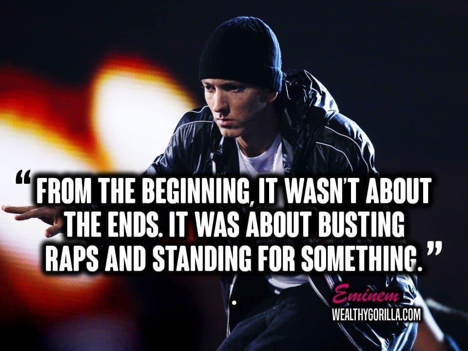 Motivational Eminem Picture Quote (16)