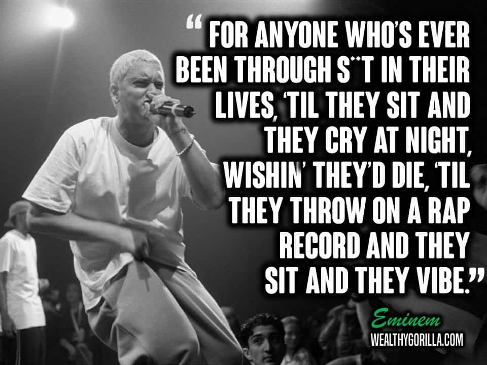 Motivational Eminem Picture Quote (17)