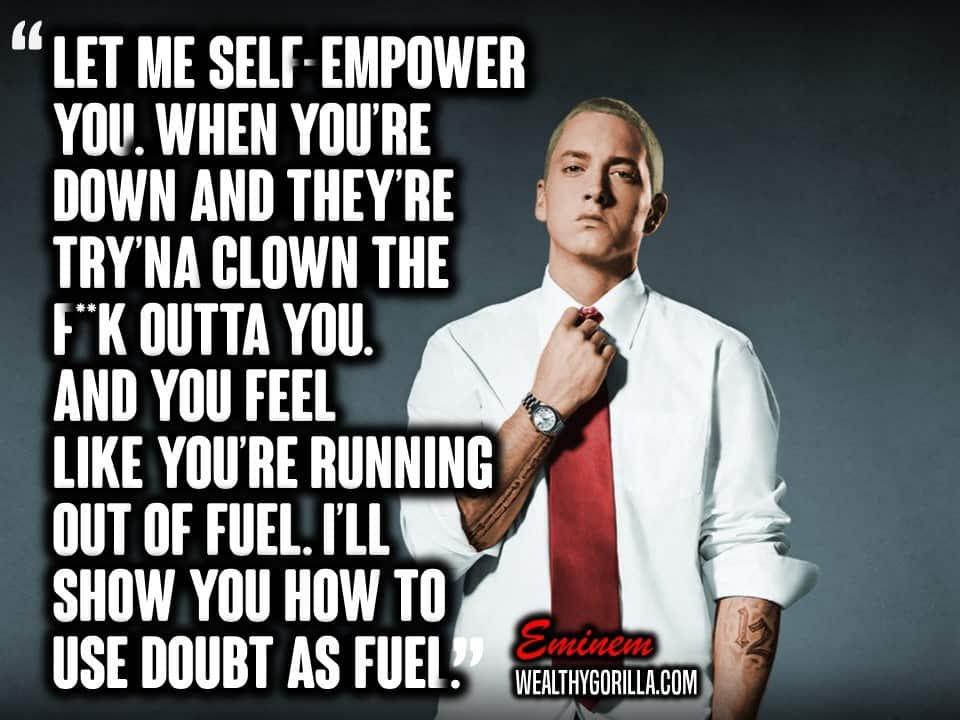 Motivational Eminem Picture Quote (19)