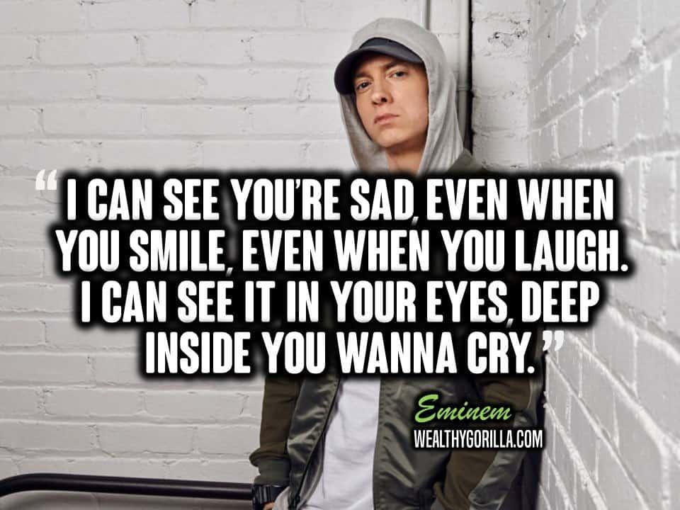 Motivational Eminem Picture Quote (2)