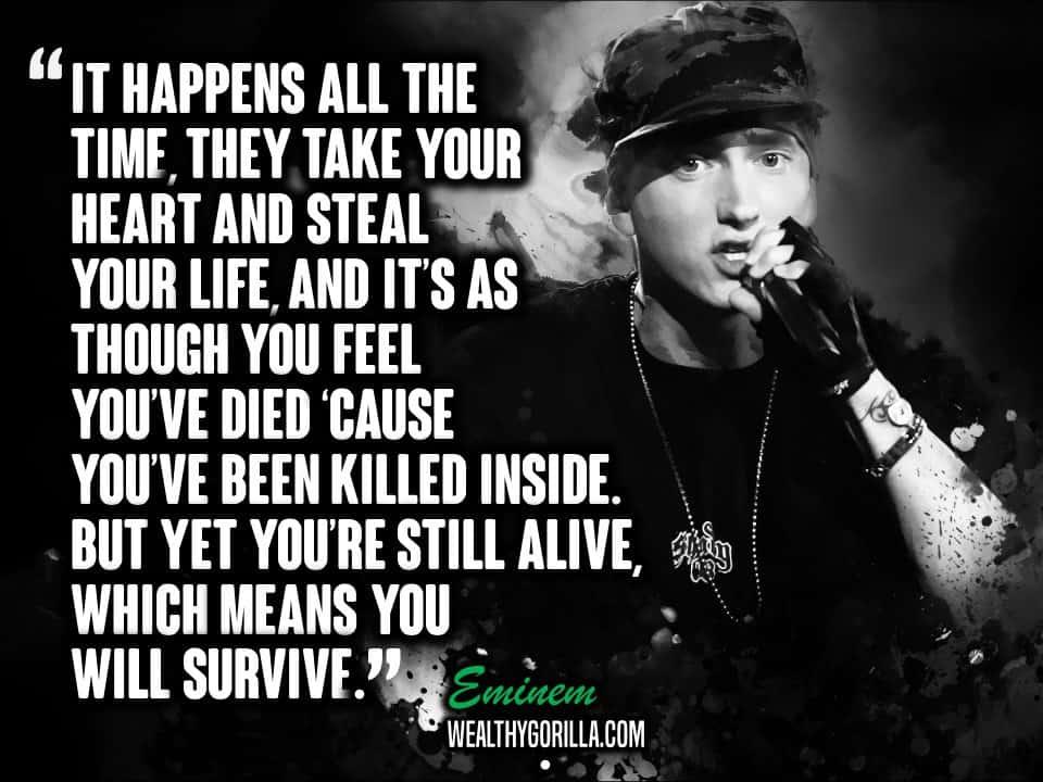 Motivational Eminem Picture Quote (25)