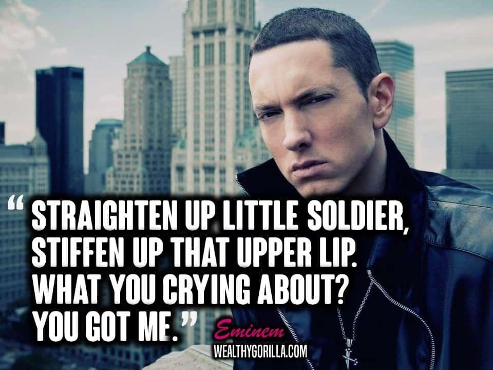 Motivational Eminem Picture Quote (4)