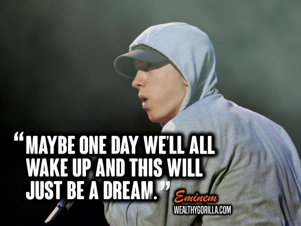83 Greatest Eminem Quotes & Lyrics of All Time (2019