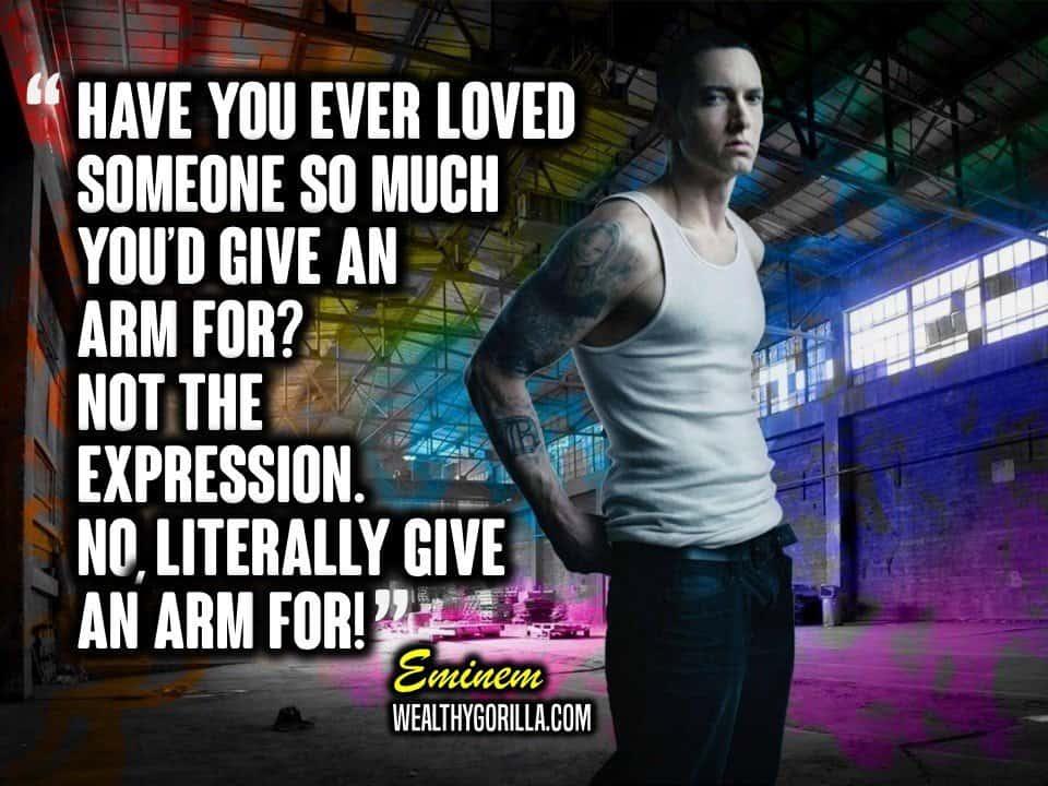 Motivational Eminem Picture Quote (9)