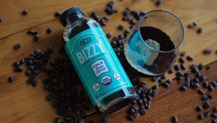 Strongest Coffee Products World - Bizzy Cold Brew