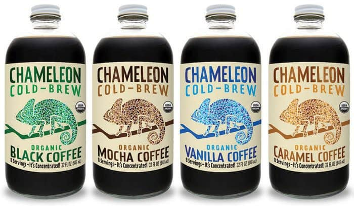 Strongest Coffee Products World - Chameleon Cold Brew