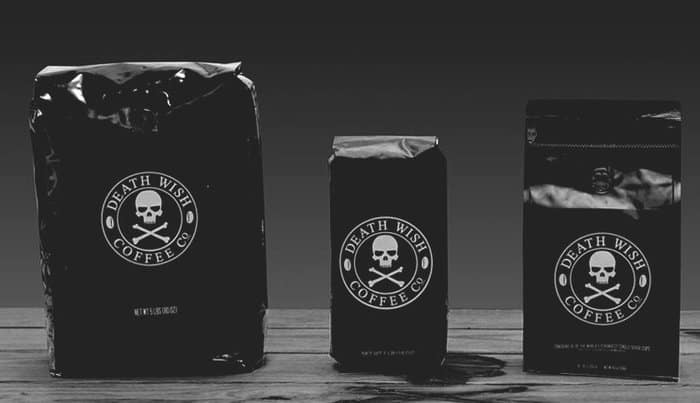 Strongest Coffee Products World - Death Wish Coffee