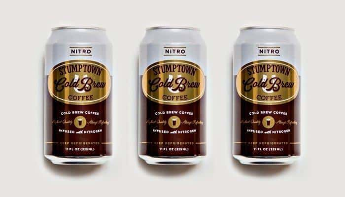 Strongest Coffee Products World - Stumptown Nitro Cold Brew