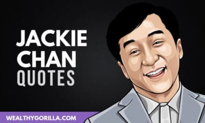 30 Legendary Jackie Chan Quotes