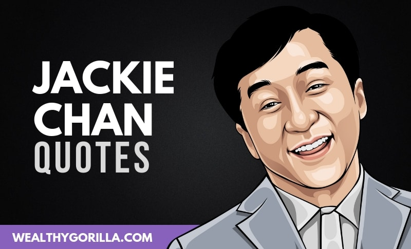 The Best Jackie Chan Quotes