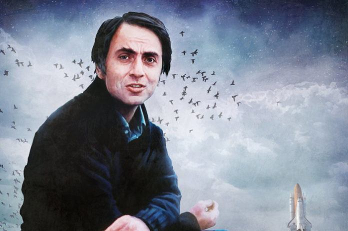 44 Carl Sagan Quotes About Earth, Love & Humanity
