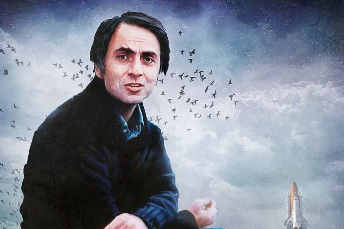 Carl Sagan Love Quote Amazing 44 Carl Sagan Quotes About Earth Love & Humanity  Wealthy Gorilla