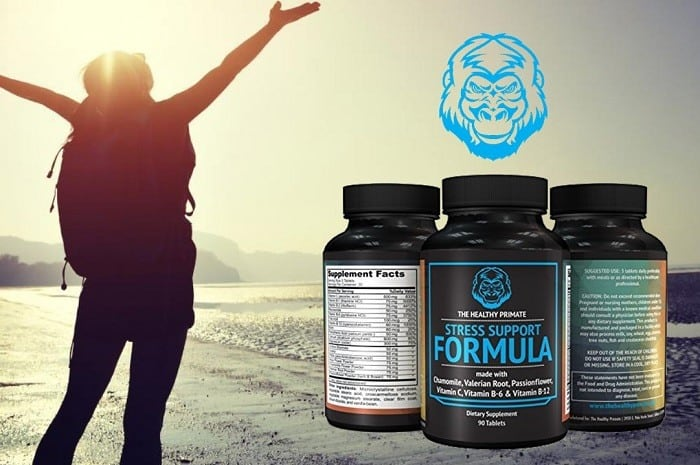 Stress Support Formula Review by The Healthy Primate