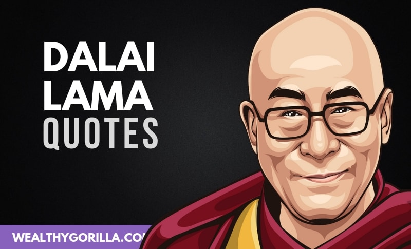 Citaten Dalai Lama : Enlightening dalai lama quotes that will leave you spellbound