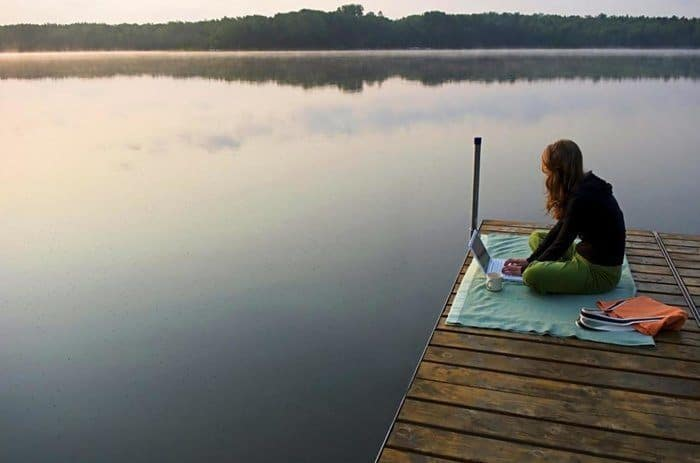 5 Ways to Stay Productive While Working Remotely