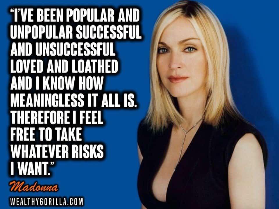 Madonna Picture Quotes (2)