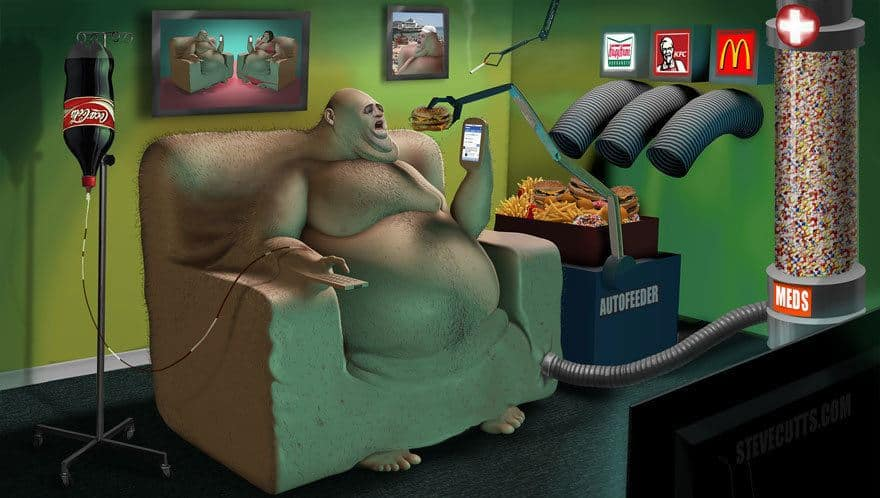 How Fast Food Poison our Lives