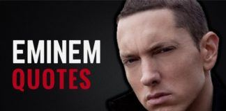 The Best Eminem Quotes