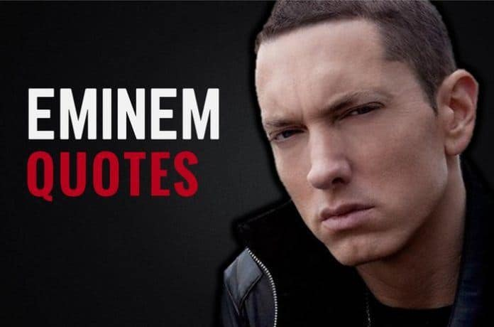 Eminem Greatest Lyrics