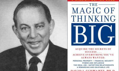 31 David J Schwartz Quotes (The MAgic of Thinking Big)