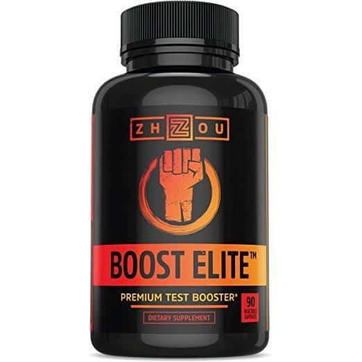 Boost Elite - Best Testosterone Booster Supplements