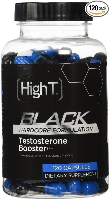 High T Black - Best Testosterone Booster Supplements