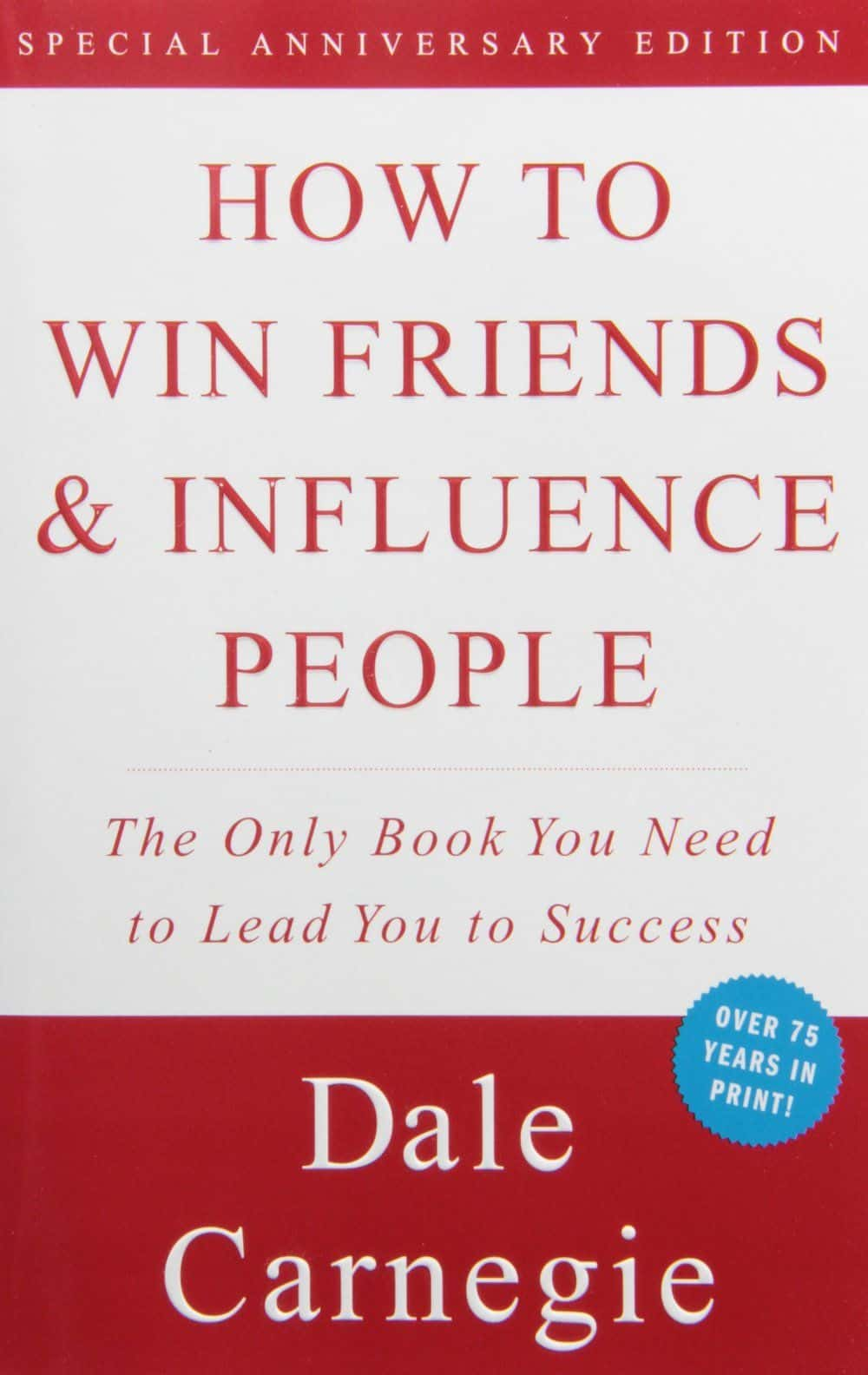 How to Win Friends & Influence People - Best Psychology Books