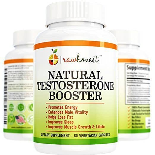 Natural Testosterone Booster - Testosterone Booster Supplements