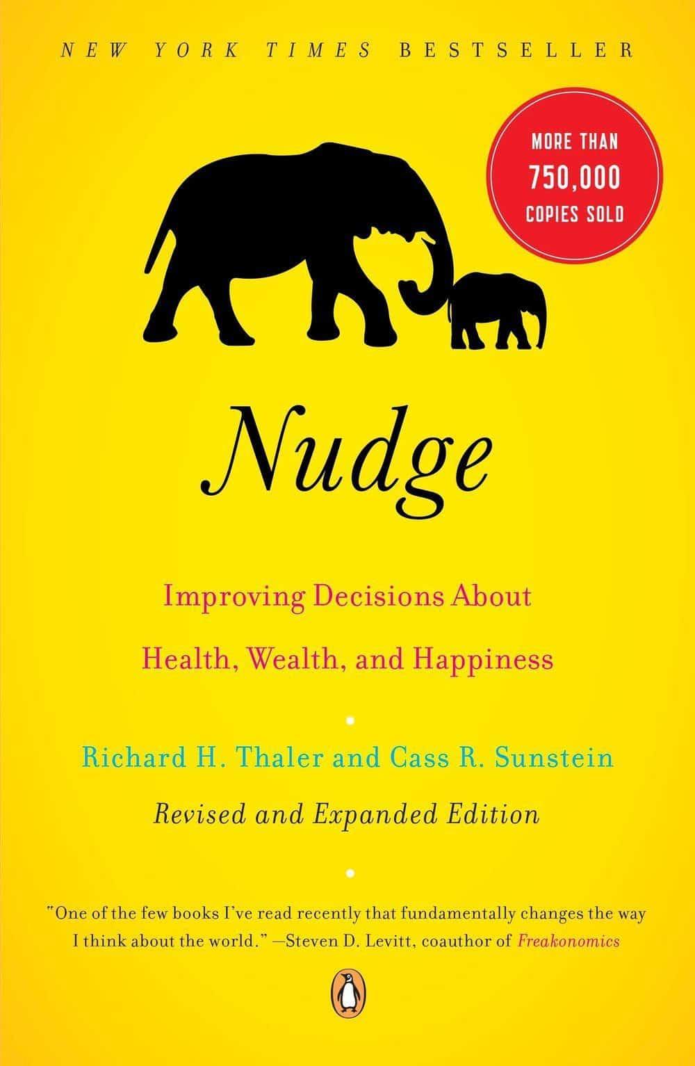 Nudge - Best Psychology Books