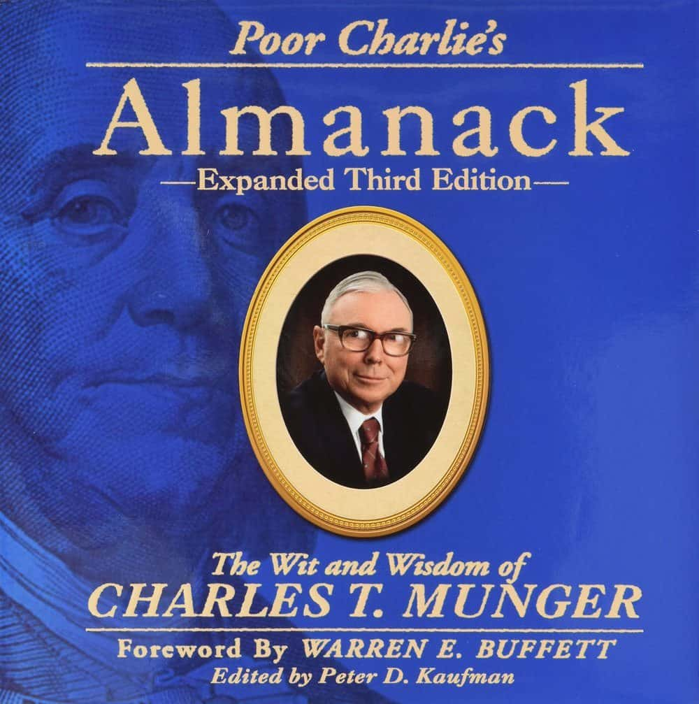 Poor Charlie's Almanack - Best Psychology Books