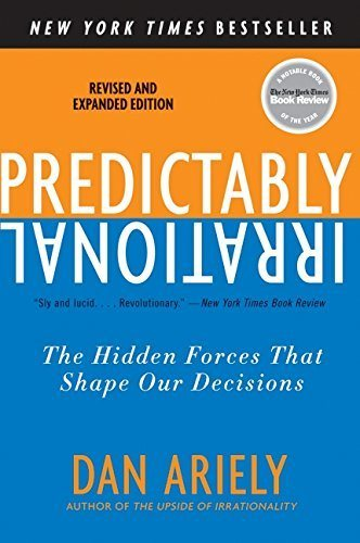 Predictably Irrational - Best Psychology Books