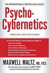 Psycho Cybernetics - Best Psychology Books
