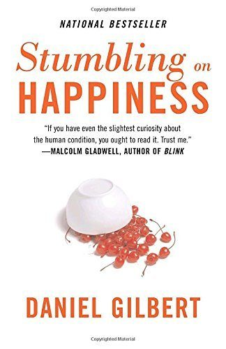 Stumbling on Happiness - Best Psychology Books