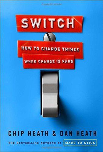 Switch - Best Psychology Books