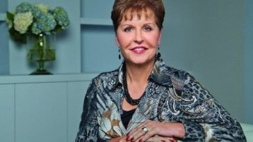 The 60 Best Joyce Meyer Quotes