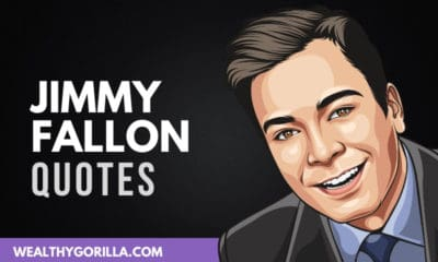 The Best Jimmy Fallon Quotes