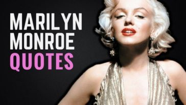 The Best Marilyn Monroe Quotes